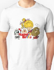 Rainbow Brite - Group Logo #2 - Color T-Shirt