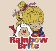 Rainbow Brite - Group - Rainbow & Twink - Large - Color by DGArt