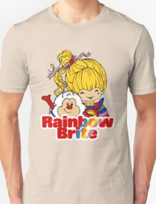 Rainbow Brite - Group - Rainbow & Twink - Large - Color Unisex T-Shirt