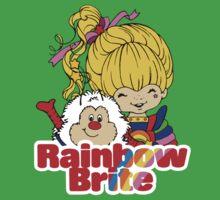Rainbow Brite - Group - Rainbow & Twink - Small - Color Kids Tee