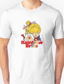 Rainbow Brite - Group - Rainbow & Twink - Small - Color Unisex T-Shirt