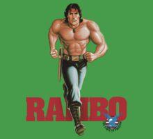 Rambo - Logo #1 - Color Kids Clothes