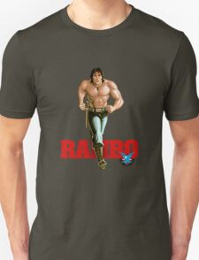 Rambo - Logo #1 - Color T-Shirt