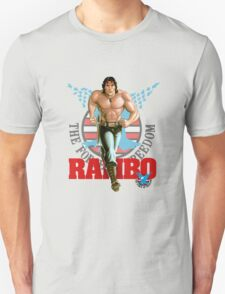 Rambo - Logo #3 - Color T-Shirt