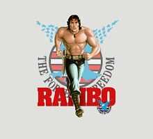 Rambo - Logo #3 - Color Unisex T-Shirt