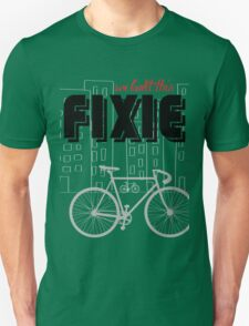 We built this Fixie T-Shirt