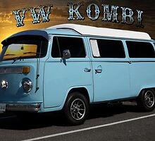 VW Kombi by Glenn Bumford