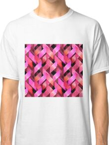 Astract watercolor pattern Classic T-Shirt