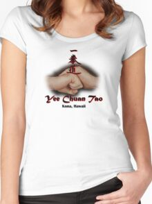 Yee Chuan Tao Kona Hawaii T-Shirt Women's Fitted Scoop T-Shirt
