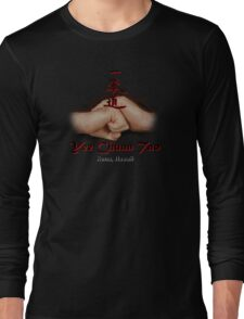 Yee Chuan Tao Kona Hawaii T-Shirt Long Sleeve T-Shirt