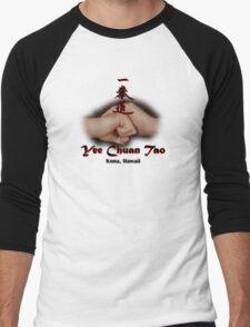 Yee Chuan Tao Kona Hawaii T-Shirt Men's Baseball ¾ T-Shirt