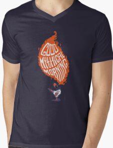 Good Mythical Morning Mens V-Neck T-Shirt