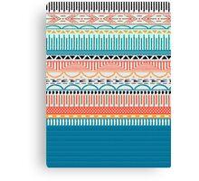 Sweater Pattern | Knit Pattern Canvas Print