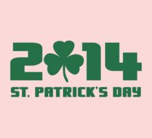 St. Patrick's day 2014 Kids Tee