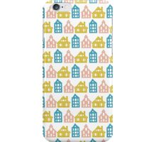 Houses | Stamp Houses iPhone Case/Skin