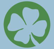 St. Patrick's day: Shamrock Baby Tee