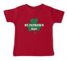 St. Patrick's day Baby Tee