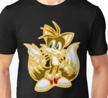 Neon Miles Tails Prower Unisex T-Shirt