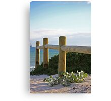 Blouwberg South Africa Canvas Print