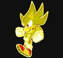 Neon Super Sonic Unisex T-Shirt