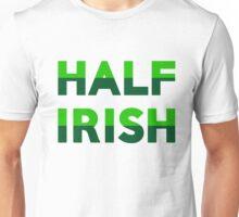 Half irish Unisex T-Shirt