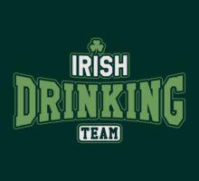 St. Patrick's day: Irish drinking team by nektarinchen