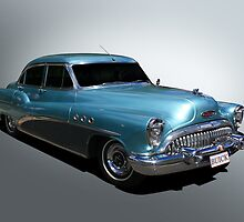 Buick Super Eight by Keith Hawley
