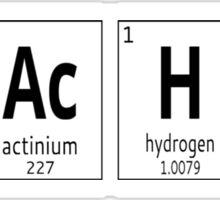 Teacher Periodic Table Sticker
