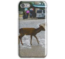 Crossing the Road iPhone Case/Skin