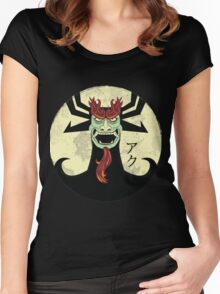 Shogun Of Sorrow Women's Fitted Scoop T-Shirt