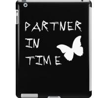 Partner In Time iPad Case/Skin