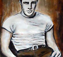 Marlon Brando by olivia-art