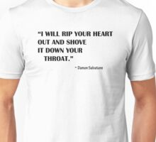 Damon Salvatore Unisex T-Shirt