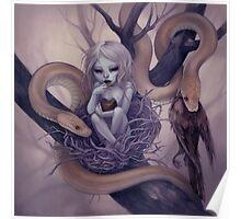snake child Poster