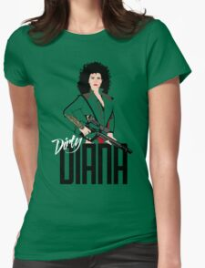 Dirty Diana Womens Fitted T-Shirt