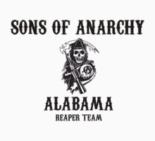 Anarchists Alabama Anarchy by Prophecyrob