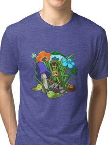 Legend of Zelda: Minish Cap Tri-blend T-Shirt