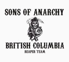 Anarchists British Columbia Anarchy by Prophecyrob