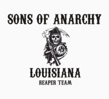 Anarchists Louisiana Anarchy by Prophecyrob