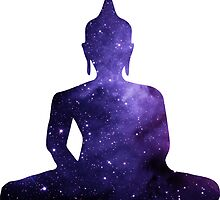 Purple Buddha Nebula by everyonedesigns