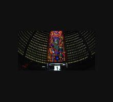 Cathedral Interior with Entrance, Rio de Janeiro, Brazil Unisex T-Shirt
