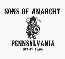 Anarchists Pennsylvania Anarchy by Prophecyrob