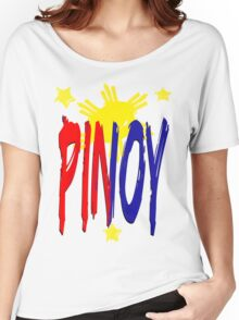 Pinoy Women's Relaxed Fit T-Shirt