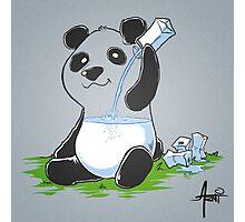 Panda in My FILLings Photographic Print