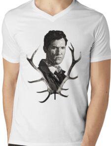 True Detective, TSHIRT  Mens V-Neck T-Shirt
