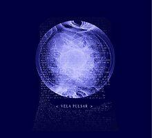 Vela Pulsar by Rebel Rebel