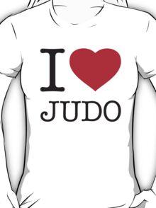 I ♥ JUDO T-Shirt