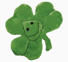 Funny Irish Shamrock Kids Tee