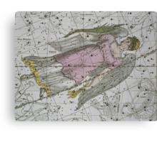 Virgo, from A Celestial Atlas Canvas Print