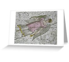 Virgo, from A Celestial Atlas Greeting Card